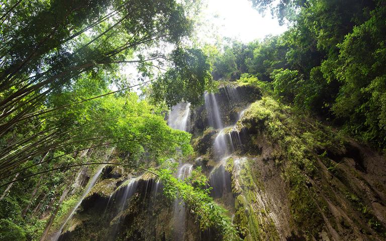 Tumalong Falls