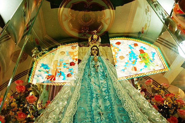 Where Can I Rent A Car >> The Monastery of the Holy Eucharist (Birhen sa Simala ...